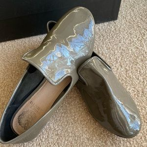 Vince Camuto leather loafers 5.5 size